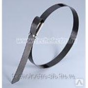 Стяжки стальные крепежные СКС-П с ПВХ покрытием фото