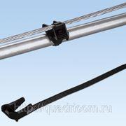 Многоразовые стяжки для подвеса (погодоустойчивый полипропилен) — AST, Panduit фото
