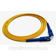 Патч-корд оптический ШО-2MM-3.0-SC/UPC-SC/UPC фото