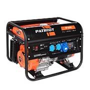 PATRIOT Генератор бензиновый GP 6510 фото