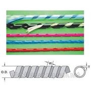 SPT-19 natural, cпиральный гибкий тюбинг (бандаж) для кабелей фото