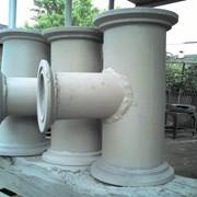 Изготовление подвесных устройств на трубопроводы:Ø100мм; Ø159мм; Ø219мм; Ø325мм; Ø426мм фото