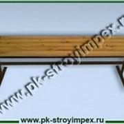 Скамейка СМ-18 фото