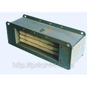 Электрокалориферы ВЭ, ВНЭ, ЭКО (Воздухонагреватели электрические) фото