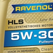 Масло моторное HLS 5W30, 5 л фото