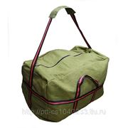Пошив брезентовых сумок-баулов фото