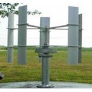 """SAV - 3 kW Вертикальный ветрогенератор """"Sokol Air Vertical"""" фото"""