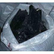 Покупаем древесный уголь навалом из березового и дубового сырья. ГОСТ 7657-84. В/С, марка А, Б. фото