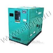 Дизельная электростанция (генератор) Nippon Sharyo NES45EN2 фото