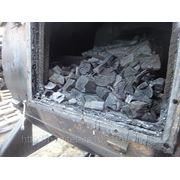 Уголь березовый фото