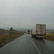 Услуги автомобильных перевозок продуктов питания фото