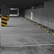 Колёсоотбойники металлические парковочные фото