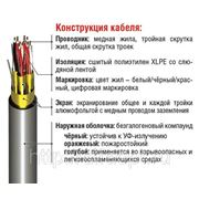 Инструментальный кабель RE-2X(St)Н-ТIMF..Cl фото