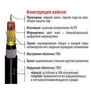 Инструментальный кабель RE-2X(St)YSWAY-PIMF фото
