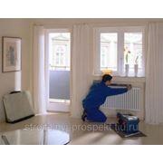 Монтаж радиаторов и систем отопления в Барнауле фото