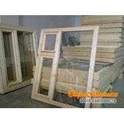 Замена деревянных окон на пластиковые стеклопакеты фото