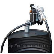 Электрический бочковой комплект для перекачки масла DRUM Viscomat 200 K400 фото