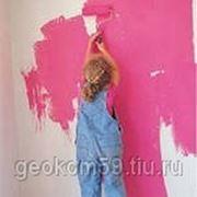 Покраска стен, потолка. Косметическия ремонт квартир фото