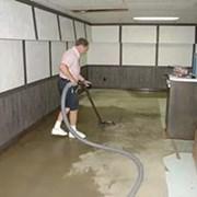 Убрка помещения после потопа - Лангепас фото