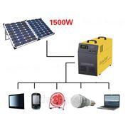 Солнечный генератор 1500 Ватт фото
