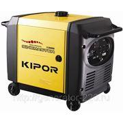 Бензогенератор инверторный Kipor IG6000 фото