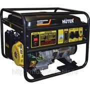 Портативный бензогенератор Huter DY6500L фото