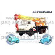 Гидромоторы и гидронасосы для автокранов, экскаваторов, погрузчиков, автогрейдеров, спецтехники фото