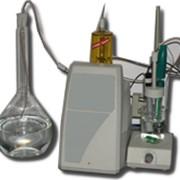 Высокоточный потенциометрический титратор АТП-02 фото