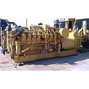 Газопоршневая установка Caterpillar G3516 фото