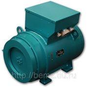 Синхронный генератор одноопорный БГО-30-4 фото