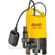 Погружной насос для грязной воды AL-KO Drain 8001