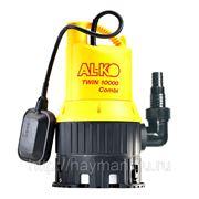 Дренажный насос для грязной воды AL-KO Twin 10000 Combi