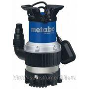 Погружной насос для чистой и грязной воды metabo tps 16000 s combi 0251600000 фото