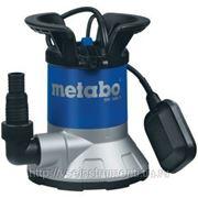 Погружной насос metabo tpf 7000 s 0250800002 фото
