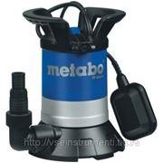Погружной насос metabo tp 8000 s 0250800000 фото