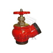 Вентиль пожарный КПК-50-2 муфта/муфта фото