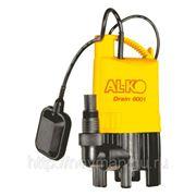 Дренажный насос для грязной воды AL-KO Drain 8001 фото