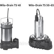 Wilo-Drain TS 40/10-А (однофазный) фото