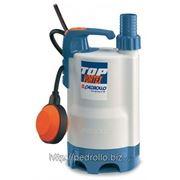 TOP VORTEX-GM - Дренажный электронасос для загрязненных вод с магнитным поплавком и с 5 м. кабелем фото