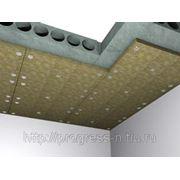 Огнезащита бетонных перекрытий с разработкой проекта фото