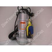 Насос SHIMGE QDX 1.5-17-0.37 Дренажный. 370 Вт; 25 л/мин; 17м. (Напор)