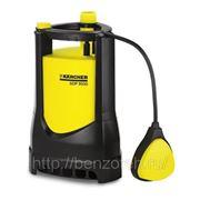 Погружной дренажный насос для грязной воды Karcher (Керхер) SDP 9500 фото