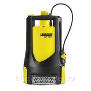 Насос для грязной воды Karcher (Керхер) SDP 18000 Level Sensor фото
