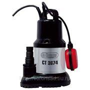 CT 3674 электрический насос фото