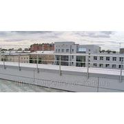 Испытание ограждения крыш зданий фото