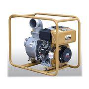 Мотопомпа дизельная для грязной воды SUBARU PTD 405T фото