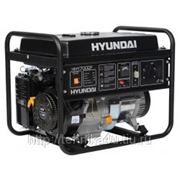 Электрогенератор Hyundai HHY7000F фото