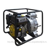 Бензиновая мотопомпа для грязной воды Huter MPD-80 фото