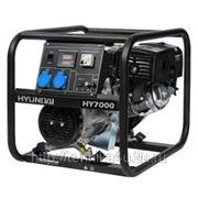 Электрогенератор Hyundai HY7000 фото