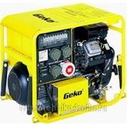 Электрогенератор Geko 5000 ED - AA/SHBA фото